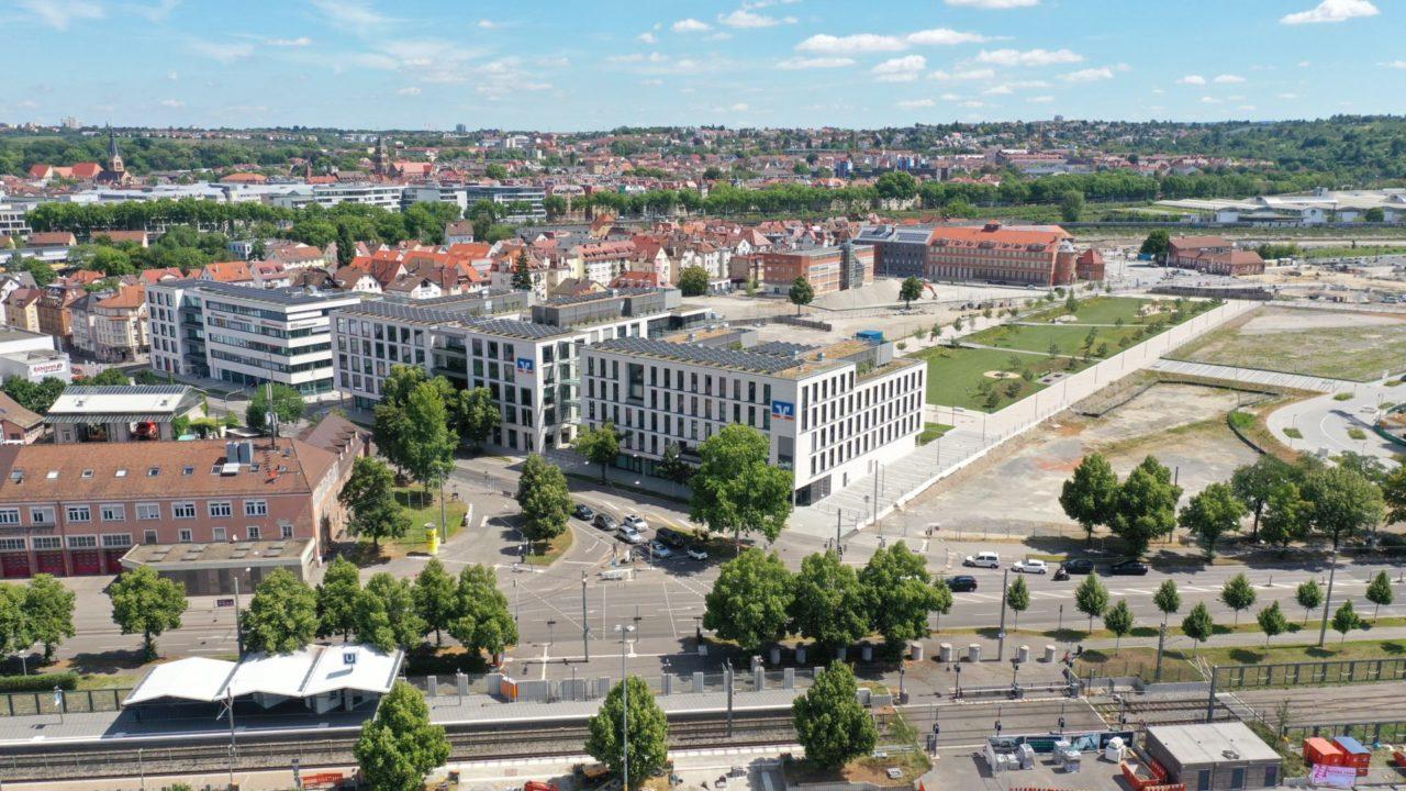 Stuttgarter Regionalbüro zieht in den NeckarPark