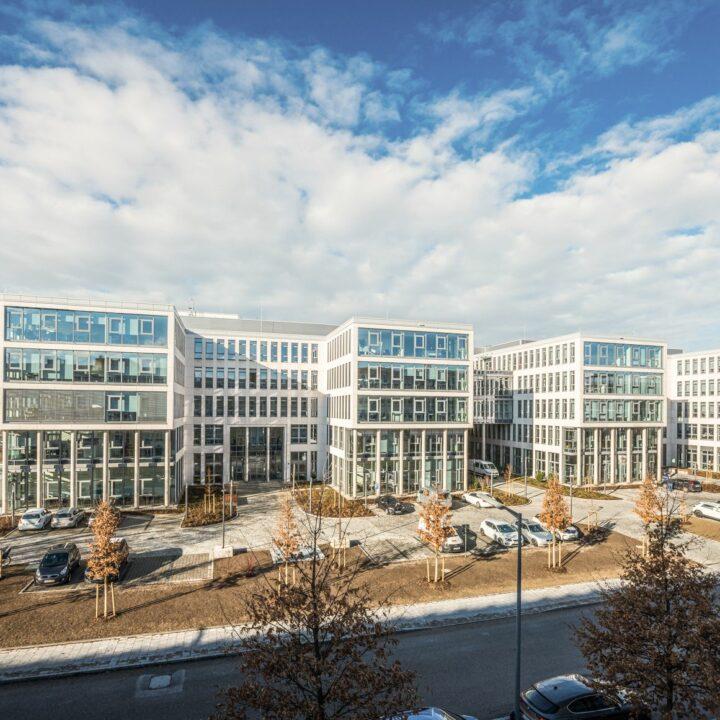 DIBAG stellt Quartier 2 Schwabing Nord bereits voll vermietet fertig