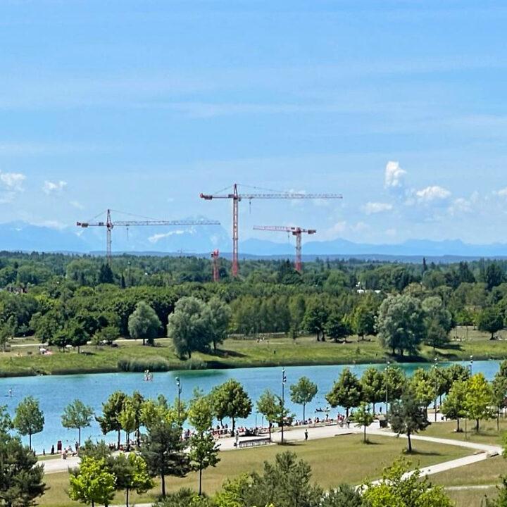 DIBAG errichtet 5 moderne Stadthäuser im Münchener Südosten